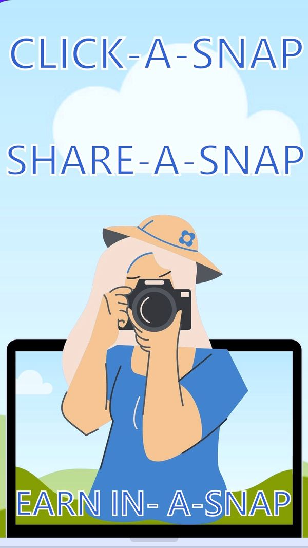 CLICK AND SHARE A SNAP