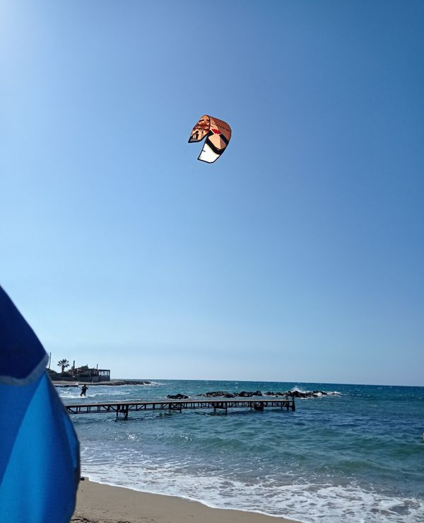 Paragliding in Cyprus