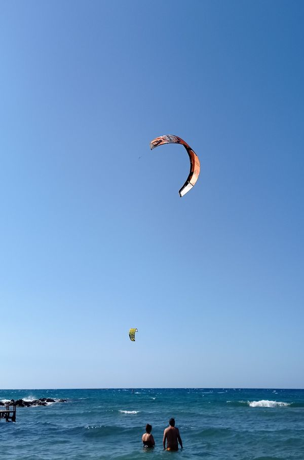 Paragliding in Cyprus 2