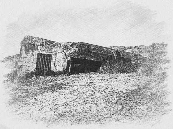 Bunker sketch