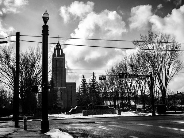 The Streets of Downtown Calgary