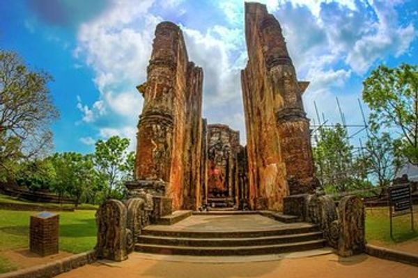 Srilanakan historical places