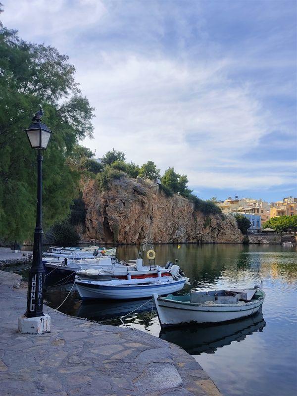 Agios Nikolaos , Crete.