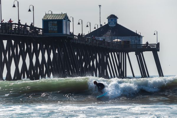 Imperial Beach Surf Session