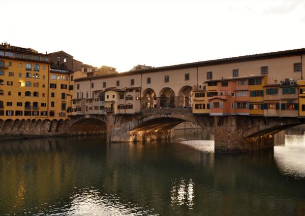 Emblematic bridge