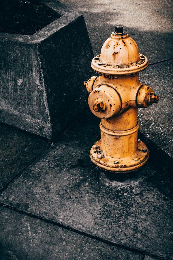 Hydrant Yellow LFK
