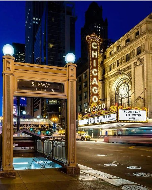 Somewhere in Chicago