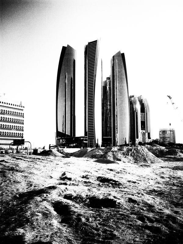 Etihad Towers#1