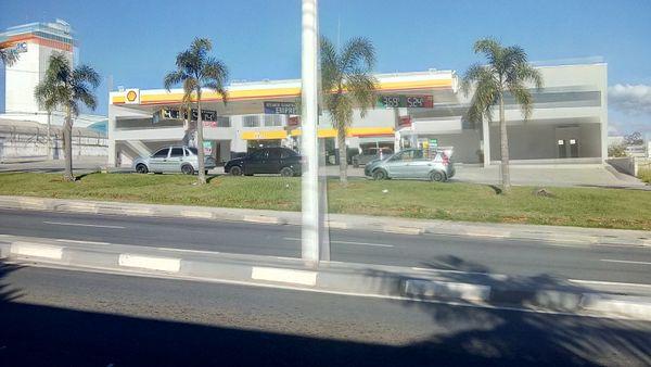Posto de gasolina estrada de Caucaia sp
