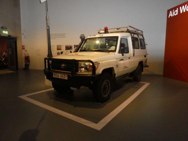 Museum car
