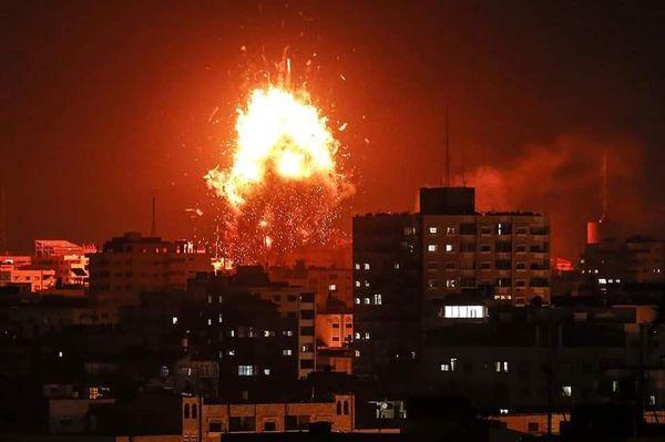#Gazaunderattack