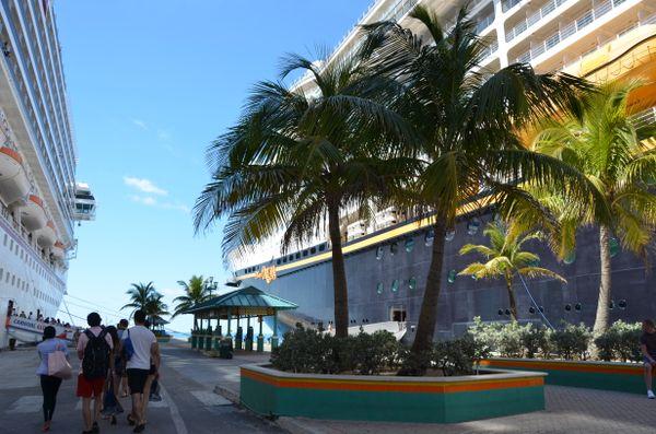 Between the cruises