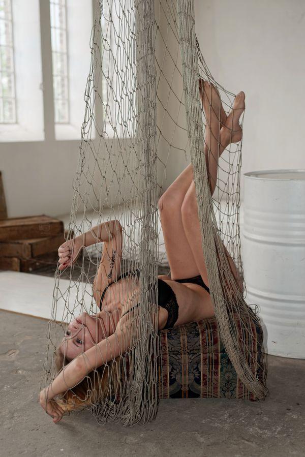 Candice, Caught in the Net, OSY Studios, Riga, Latvia, 2017-06-22