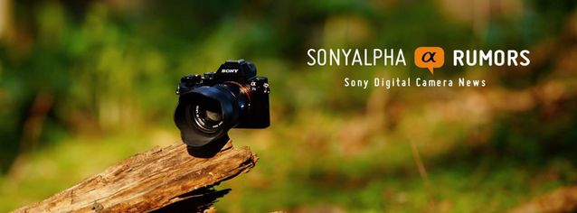 Sony Camera News
