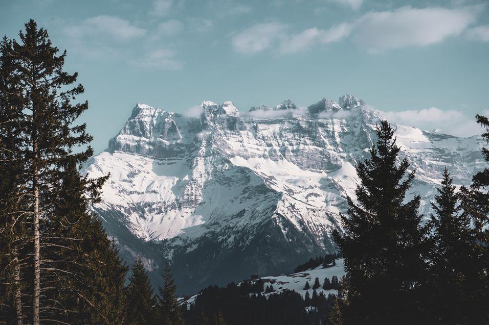Pointe de Bellevue - Switzerland