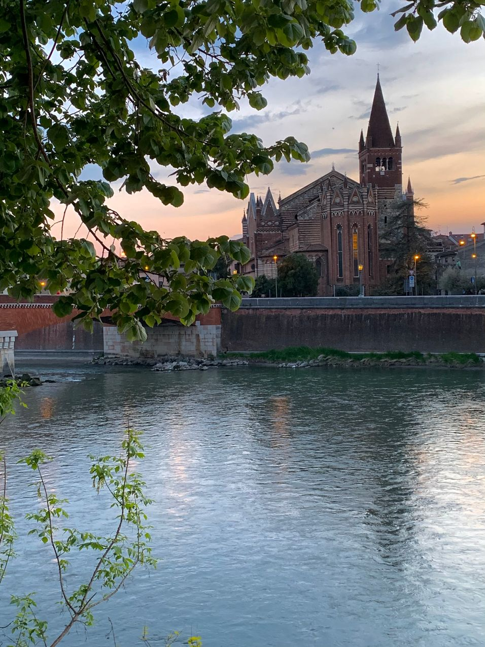 Church of San Fermo - Verona, Italy